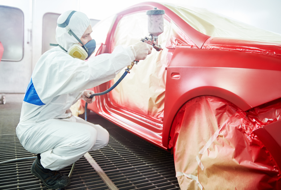 Worcester Auto Body Car Repair
